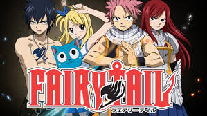 Fairy Tail: Anime, Manga, Fanfiction